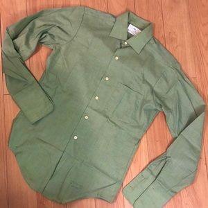Vintage French Cuff LongSlv Pocket Shirt